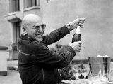 Actor Telly Savalas, February 1975 Photographic Print