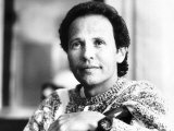 Billy Crystal Actor April 1988 Head and Shoulders Picture Taken at Claridges Photographic Print