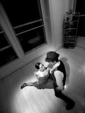 Demonstration of Tango Dancing by Liliana Tolomei and Carlos el Tordo Photographie