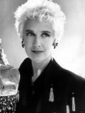 Paula Yates TV Presenter October 1987 at At Georgio, Beverley Hills Promotion Fotografická reprodukce