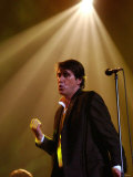Bryan Ferry at the Newcastle City Hall, October 2002 Lámina fotográfica