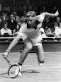 Bjorn Borg, Juin 1981 Papier Photo