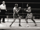 Cassius Clay May 1966 Fight with Henry Cooper Boxing 1960S Cassius Clay V Henry Cooper Photographie