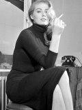 Actress Anita Ekberg Lámina fotográfica