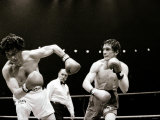 Boxing - Barry Mcguigan V Esteban Eguia at the Royal Albert Hall Photographic Print