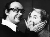 Morecambe and Wise Comedians Lámina fotográfica