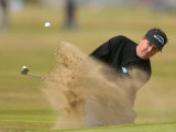 Phil Mickelson, the Open 2004 at Royal Troon Stampa fotografica