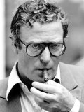Michael Caine Actor - February 1986 Photographic Print