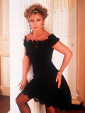 Elaine Paige Singer and Actress Photographic Print