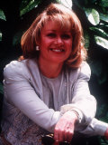 Elaine Paige Singer and Actress Who Has Received an Obe Award Photographic Print