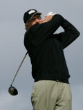 Greg Norman, the Open 2004 at Royal Troon Photographic Print