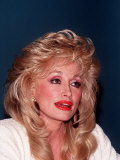 Dolly Parton Actress and Country and Western Singer Fotografisk tryk