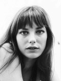 Jane Birkin Actress, July 1970 Photographic Print