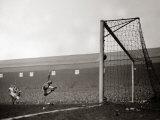 FA Cup Quarter Final Burnley vs Blackburn Rovers Fotografisk tryk