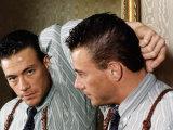 Jean Claude Van Damme Actor Fotografisk tryk