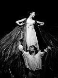 Rudolf Nureyev and Margot Fonteyn at Royal Ballet's Production of Pelleas et Melisande Photographic Print