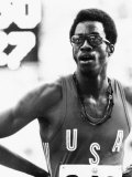 Olympic Games 1976 Athlete Edwin Moses of USA Winner of the 400M Photographic Print