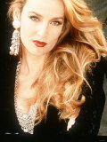 Jerry Hall Model Photographic Print