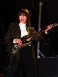 Chrissie Hynde of the Pretenders Fotografisk tryk