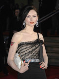 Sophie Ellis Bextor Arrives at the Brit Awards 2007 Fotografie-Druck