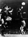 Ajax vs Inter Milan European Cup Final, 1972 Photographic Print