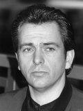 Peter Gabriel, Howard Jones, Richard Branson at Virgin Megastore in London For Press Conference Photographic Print