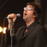 Ian Mcculloch, Echo and the Bunnymen, on Stage at the 2007 Isle of Wight Festival Photographie
