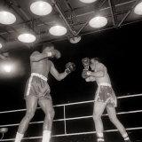 Cassius Clay, June 1963 Cassius Clay V Henry Cooper. Muhammad Ali Lámina fotográfica