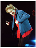 Rod Stewart Concert Keil Germany December 1998 Singer Photographie