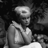 Singer Actress Elke Sommer in the Film Tamahine 1963 Fotografie-Druck