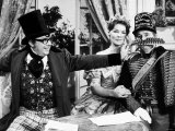 Tv Programmes: Morecambe and Wise from Their TV Show Staring with Glenda Jackson Photographie
