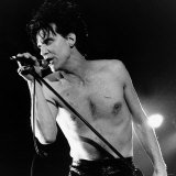 Lux Interior Singer Pop Group Punk the Cramps 1986 Photographic Print