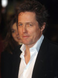 "Hugh Grant Arrives at the Film Premiere of ""Music and Lyrics"" at the Odeon, Leicester Square Photographie"