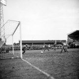Hereford United vs Newcastle United FA Cup Third Round, Winning Goal Being Scored by Ricky George Photographic Print