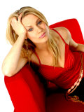 Actress Kellie Shirley Who Has Joined the Cast of Eastenders Photographic Print