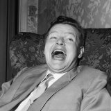Benny Hill 1957 Photographic Print