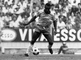Pele Brazil Football Fotografisk tryk