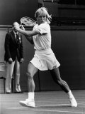 Martina Navratilova Photographic Print