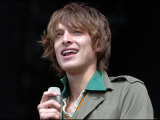 T in the Park' July 2007 Paulo Nutini Wows the Crowd on the Main Stage Photographic Print