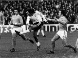 Fulhams George Best 1976 in Action Against Oldham Photographic Print