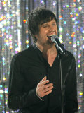 The 2007 Brit Awards from London's Earls Court on Valentines Day 2007. Jason Orange of Take That Photographic Print