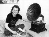 The Voice and Music of Mike Batt, Wombles Group, Known to Millions of Record Fans Photographic Print