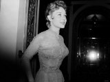 "Glynis Johns Premiere of Film ""Encore"", Plaza Lower Regent St, London Fotografie-Druck"