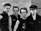 The Clash, April 1982 Photographie