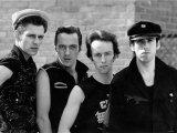 The Clash, April 1982 Photographie