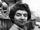 Rowan Atkinson, Not the Nine O'Clock News Star at the North Community Centre, London, April 1980 Photographic Print