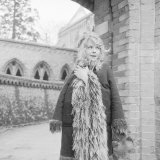 Susannah York Filming of &quot;Kaleidoscope&quot; Photographic Print
