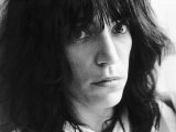 Patti Smith American Rock Singer Photographic Print