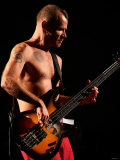 Red Hot Chili Peppers Headlining the Main Stage at the Carling Reading Festival Fotodruck