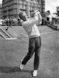 St. Andrews Golf. B. Devlin. July 1964 Lámina fotográfica